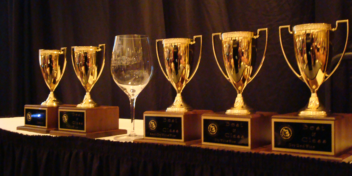 We offer a variety of high-quality trophies